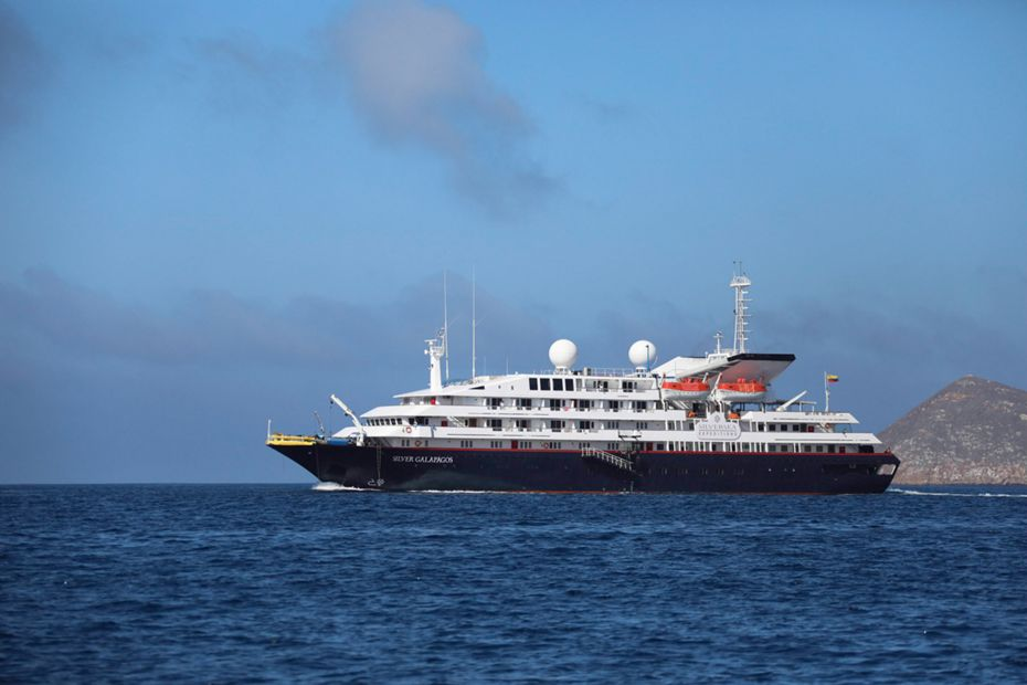 Silver Galapagos Luxury Cruise