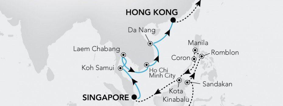 Grand Voyage 2019 – Asien-Pazifik