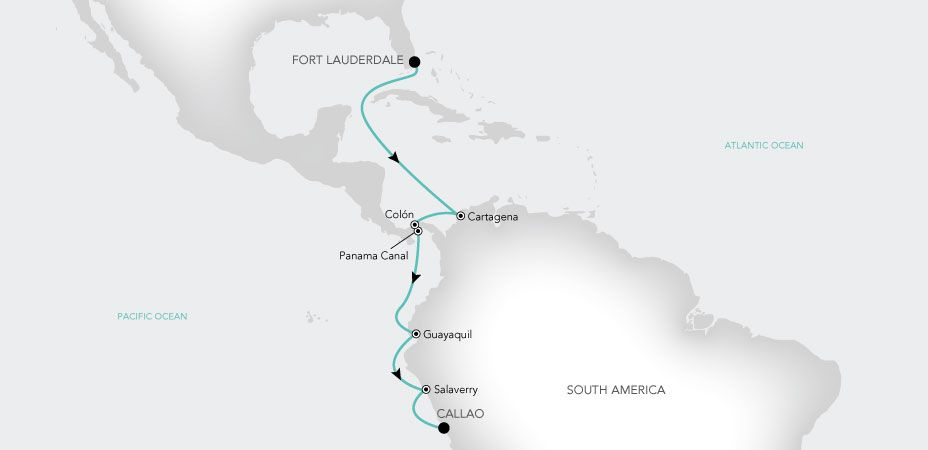 Grand Voyage 2020 - South America