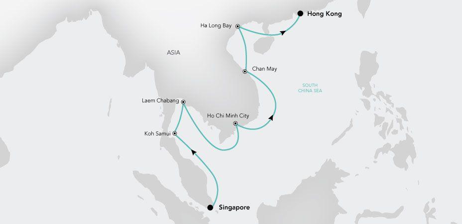 Grand Voyage 2019 - Océan Indien