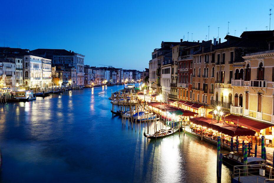 Silversea Mediterranean Luxury Cruise - Venice