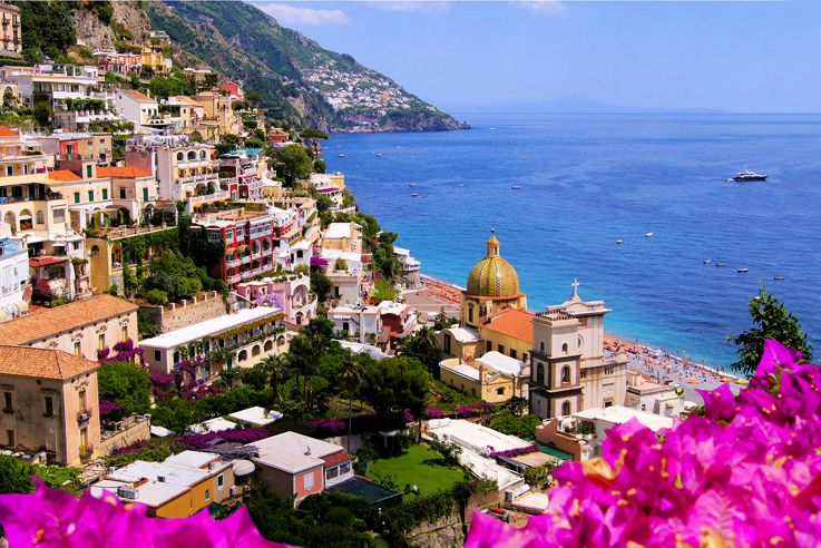 Silversea Mediterranean Luxury Cruise - Sorrento