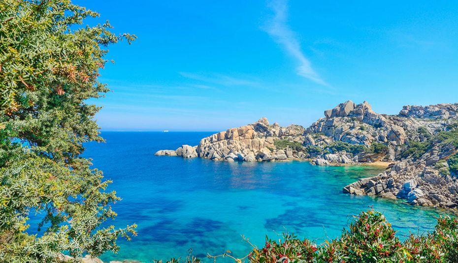 Silversea Mediterranean Luxury Cruise - Sardinia