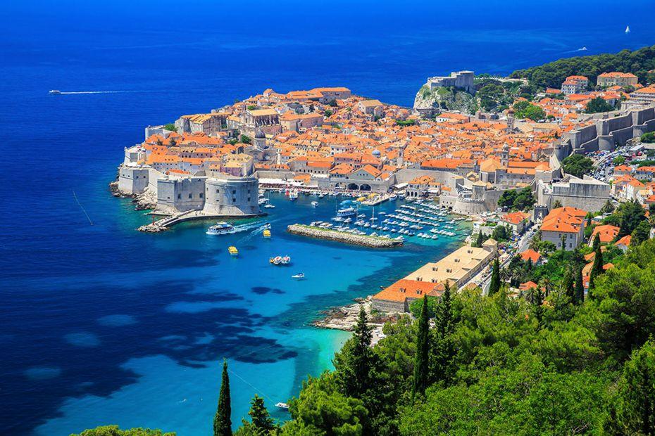 Silversea Mediterranean Luxury Cruise - Dubrovnik