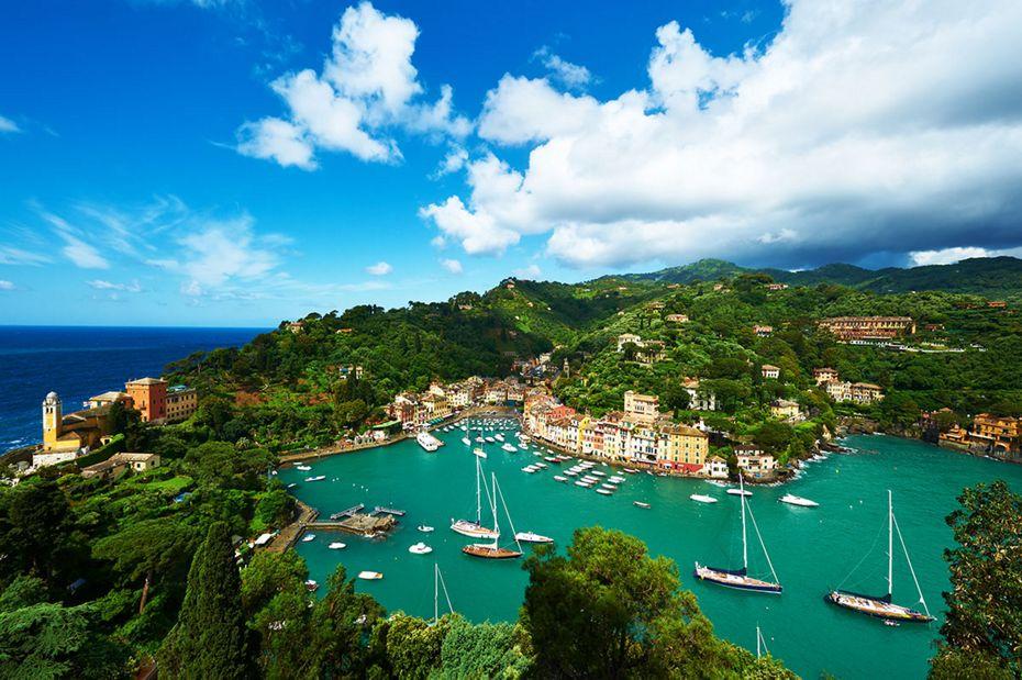 Silversea Mediterranean Luxury Cruise - Portofino
