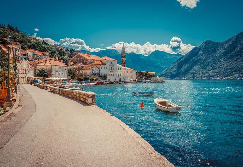 Silversea Mediterranean Luxury Cruise - Montenegro