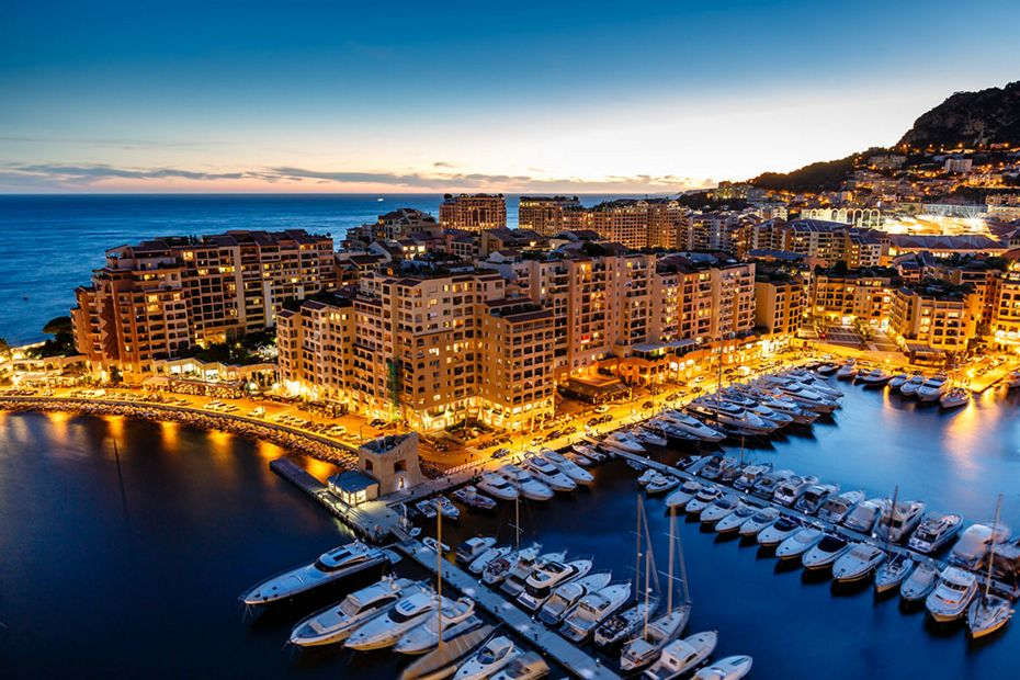 Silversea Mediterranean Luxury Cruise - Monaco Monte-Carlo