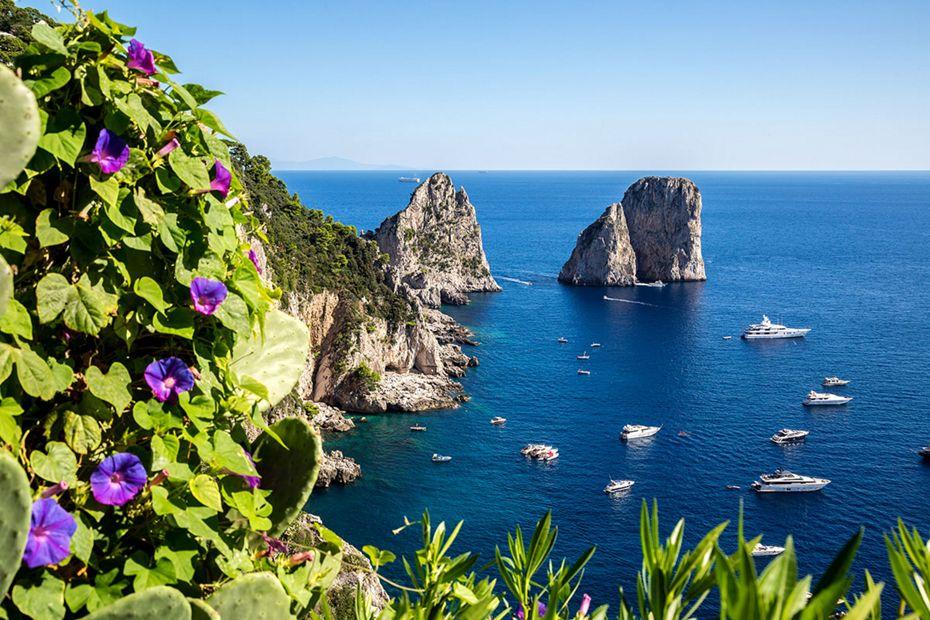 Silversea Mediterranean Luxury Cruise - Capri