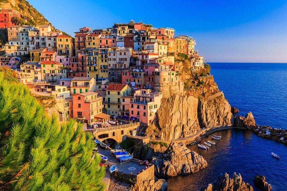 Silversea Mediterranean Luxury Cruise - Cinque Terre