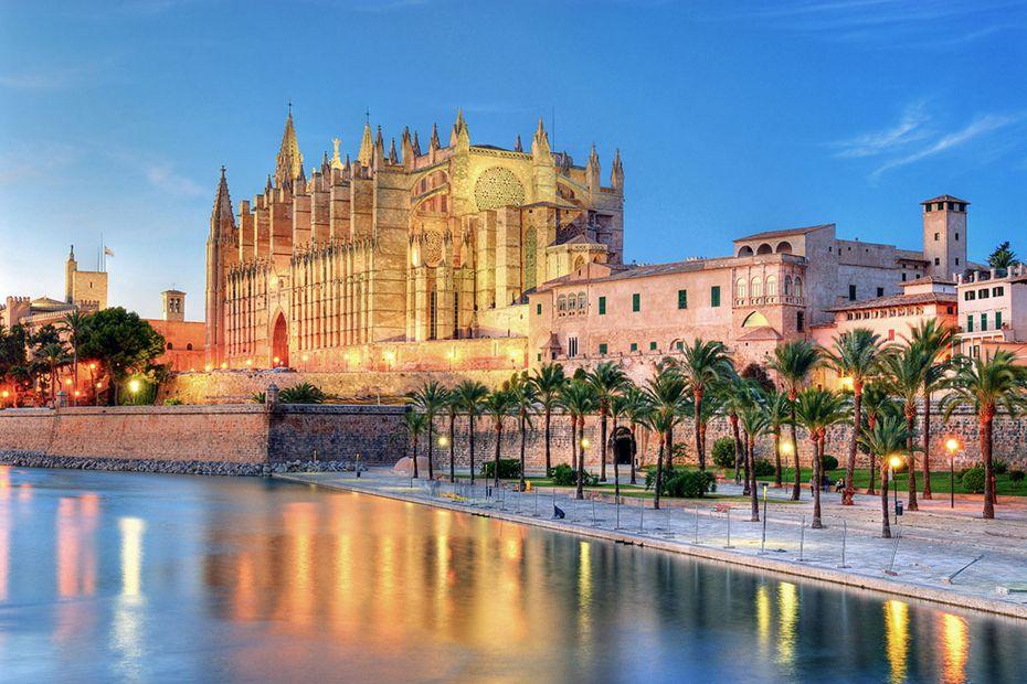 Silversea Mediterranean Luxury Cruise - Palma de Mallorca