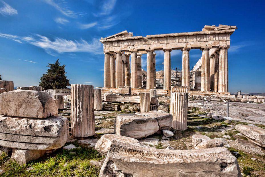 Silversea Mediterranean Luxury Cruises - Athens