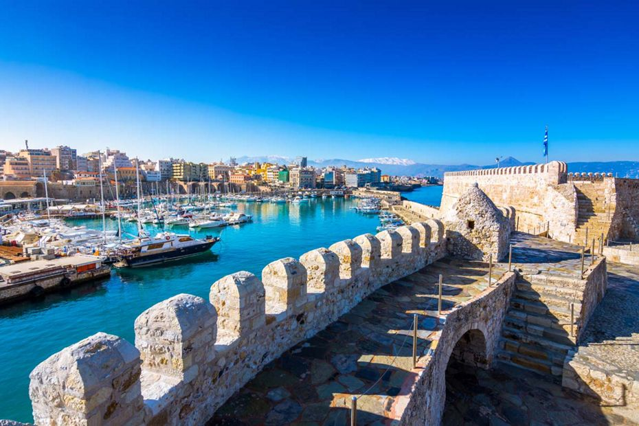 Silversea Mediterranean Luxury Cruises - Heraklion