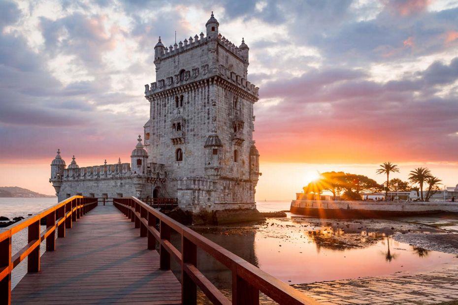 Silversea Mediterranean Luxury Cruises - Lisbon