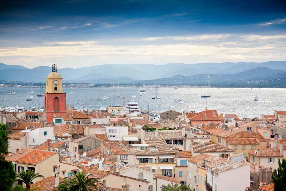 Silversea Mediterranean Luxury Cruises - Saint Tropez