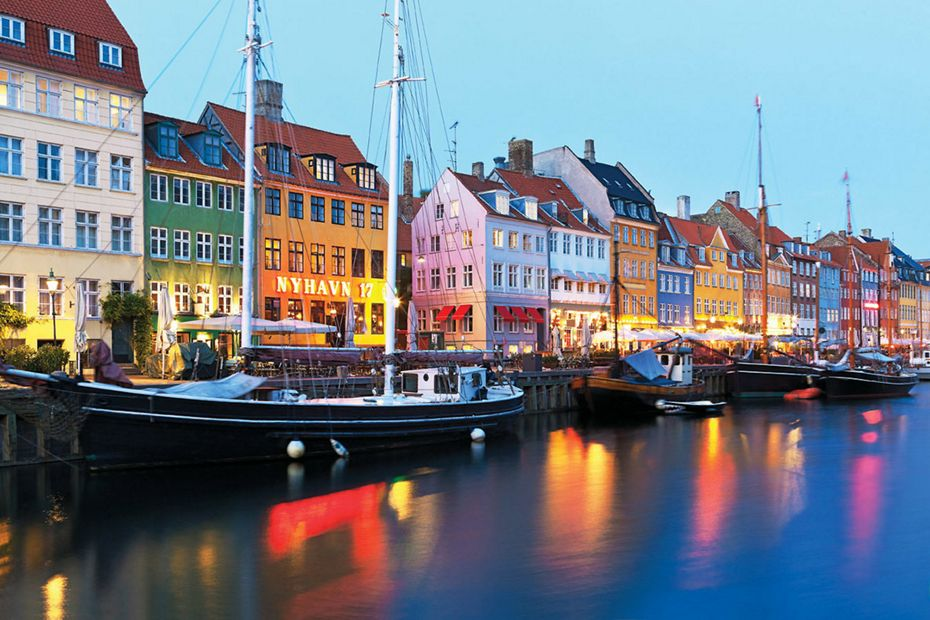 Silversea Northern Europe and British Isles Luxury Cruise - Copenhagen