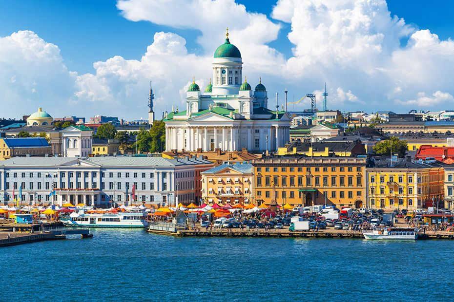Silversea Northern Europe and British Isles Luxury Cruise - Helsinki