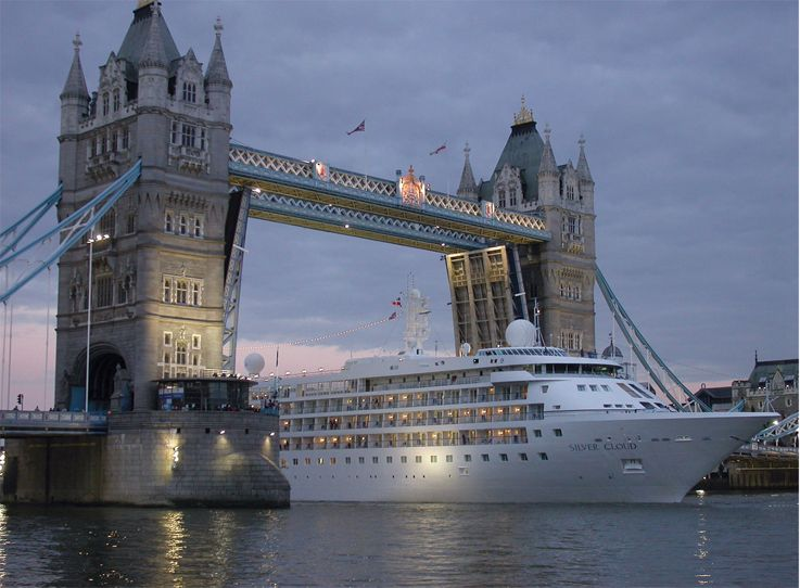 Silversea Northern Europe and British Isles Luxury Cruise - London