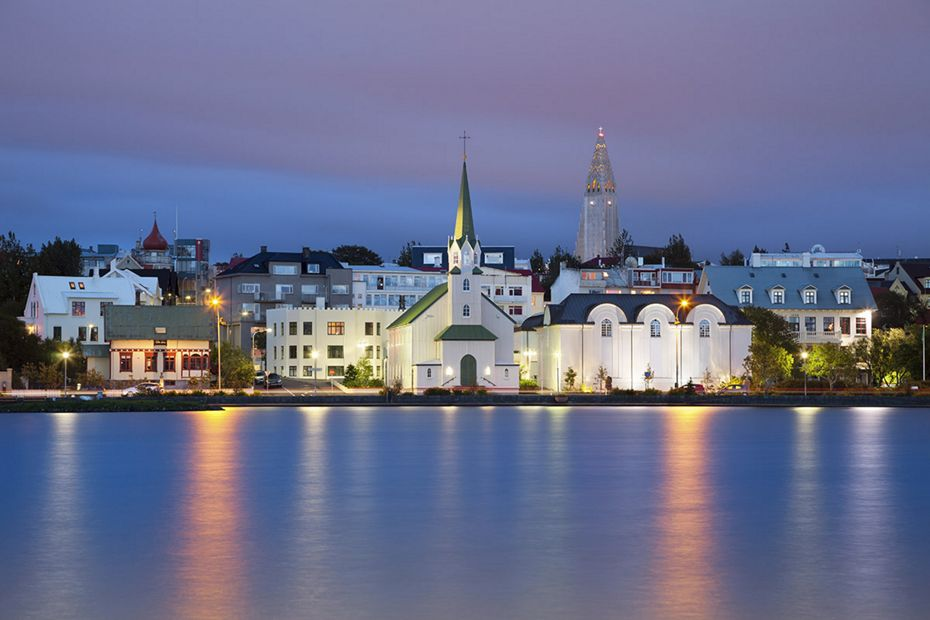 Silversea Northern Europe and British Isles Luxury Cruise - Reykjavik