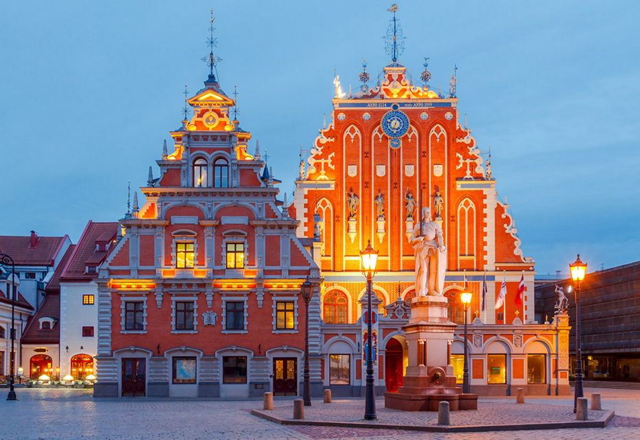 Silversea Northern Europe and British Isles Luxury Cruise - Riga