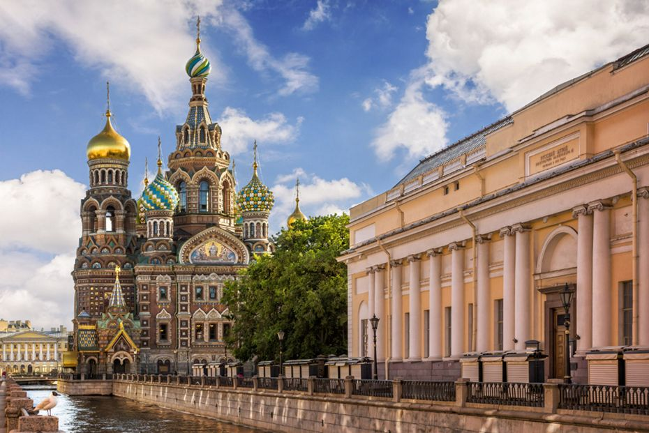 Silversea Northern Europe and British Isles Luxury Cruise - Saint Petersburg