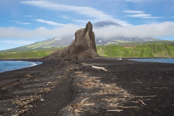 Silversea Russian Far East Luxury Cruise - Kuril Islands