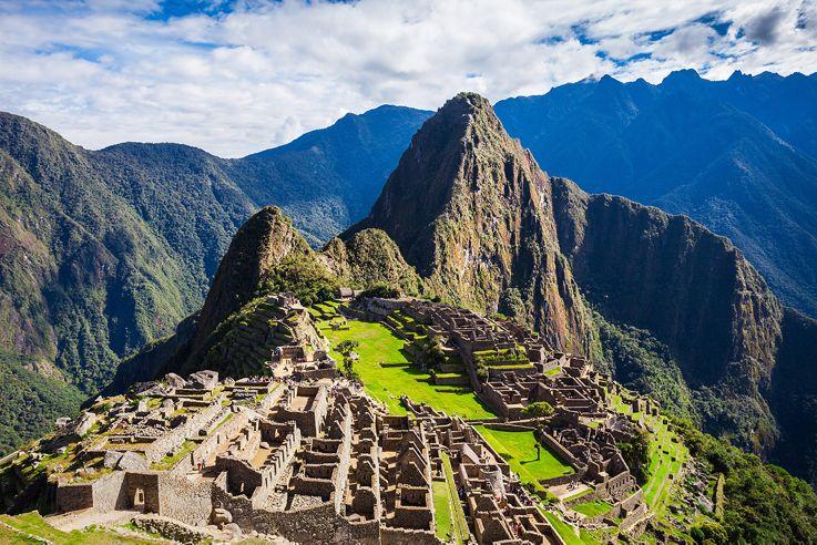 Silversea South America Luxury Cruise - Machu Picchu