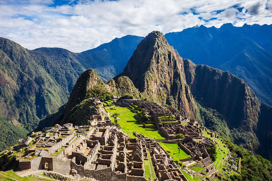 Silversea South America Luxury Cruise - Machu Picchu