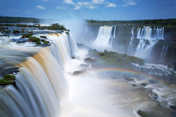 Silversea South America Luxury Cruise - Iguazu Falls