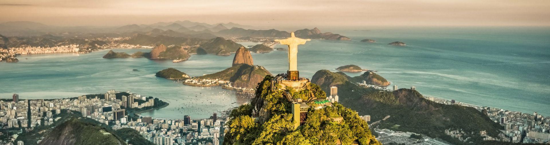 Silversea South America Luxury Cruise - Rio de Janeiro
