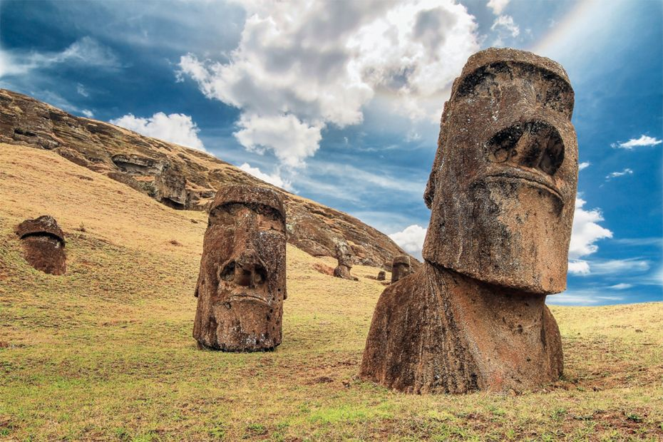 Silversea South America Luxury Cruise - Easter Island
