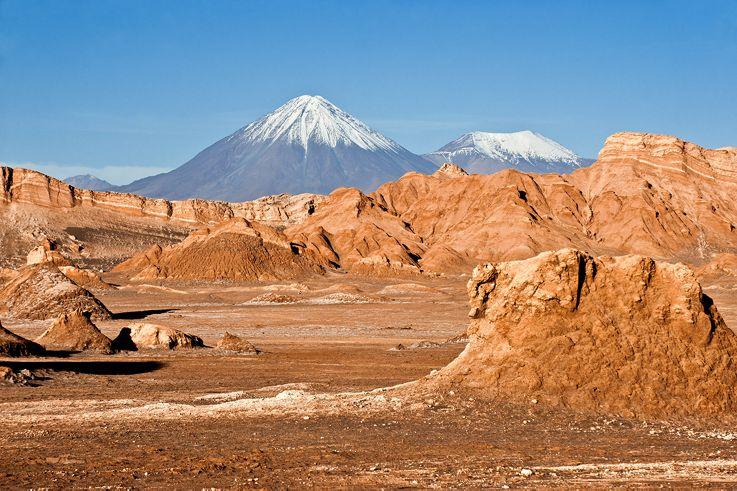Silversea South America Luxury Cruise - Atacama Desert