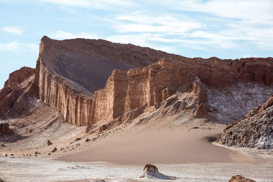 Silversea South America Luxury Cruise - Atacama Desert