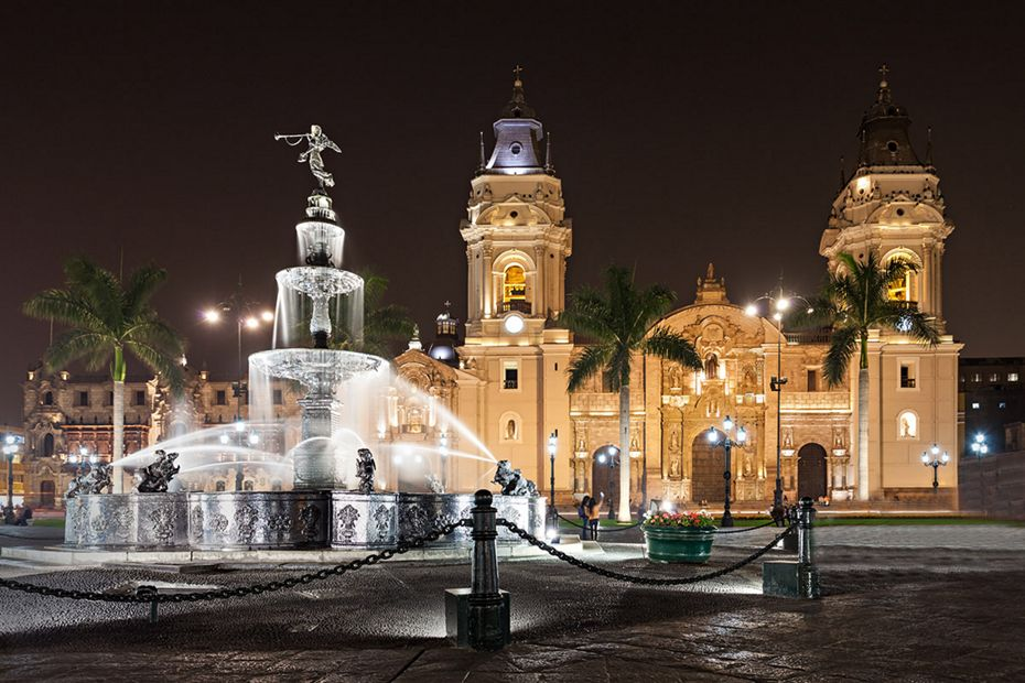 Silversea South America Luxury Cruise - Lima
