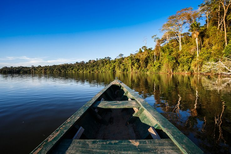 Silversea South America Luxury Cruise - Manaus