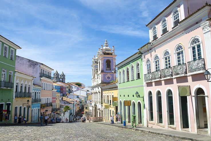 Silversea South America Luxury Cruise - Salvador