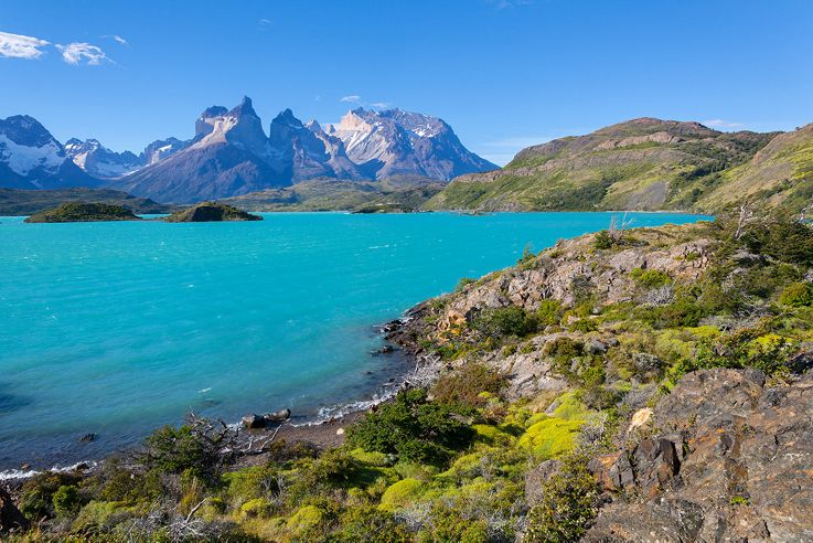 Silversea South America Luxury Cruise - Torres del Paine National Park