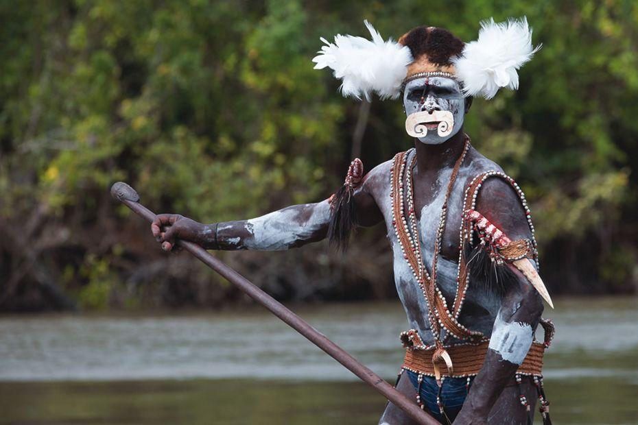 Silversea South Pacific Islands Luxury Cruise - Syuru Village