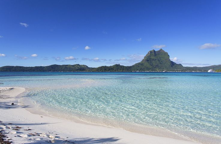 Silversea South Pacific Islands Luxury Cruise - Bora Bora