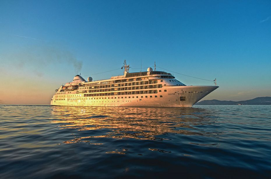 Silversea Transoceanic Luxury Cruise