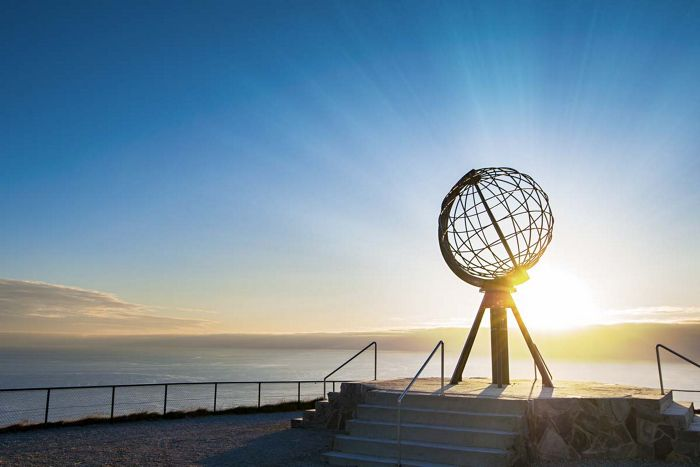 Silversea Luxury World Cruise 2022 - North Cape, Norway