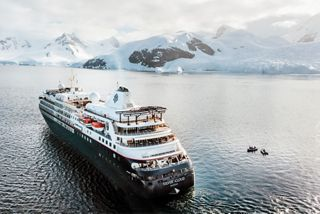 Silversea Small Luxury Cruise Ship - Silver Cloud