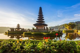 Silversea Luxury Cruises - Bali, Indonesia