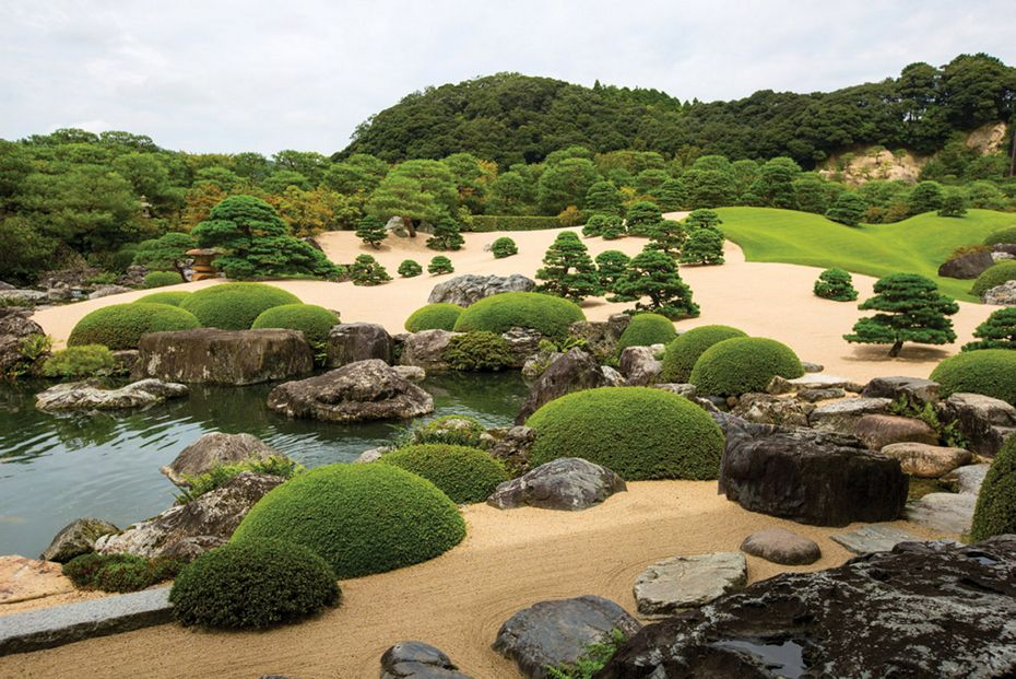 Silversea Asia Luxury Cruises - Japanese Garden