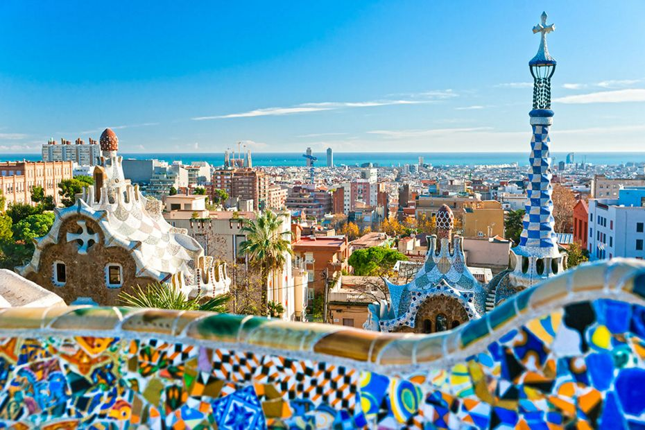 Silversea Mediterranean Luxury Cruises - Barcelona, Spain