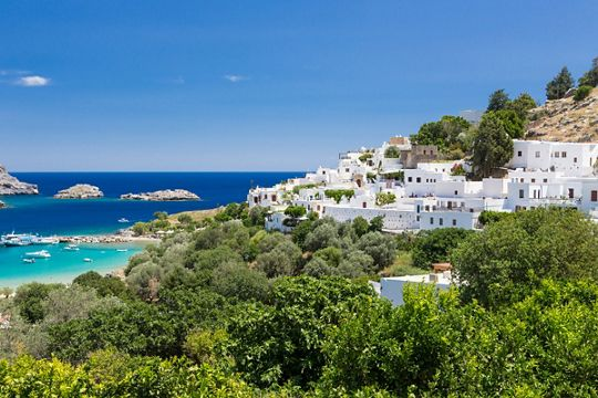 Silversea Luxury Cruises - Greece