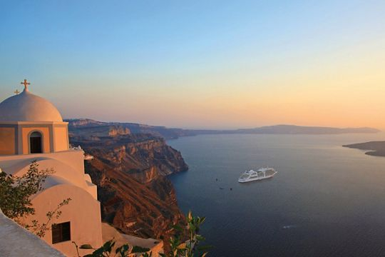 Greece Luxury Cruises