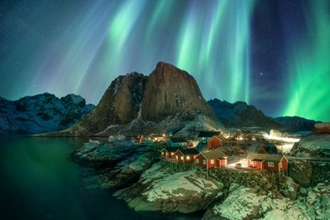 Silversea Luxury Cruises - Lofoten Islands, Norway