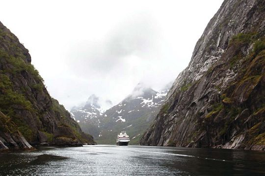 Norway Luxury Cruises