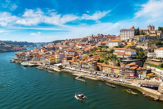 Silversea Luxury Cruises - Portugal