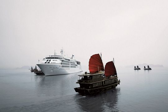 Vietnam Luxury Cruises